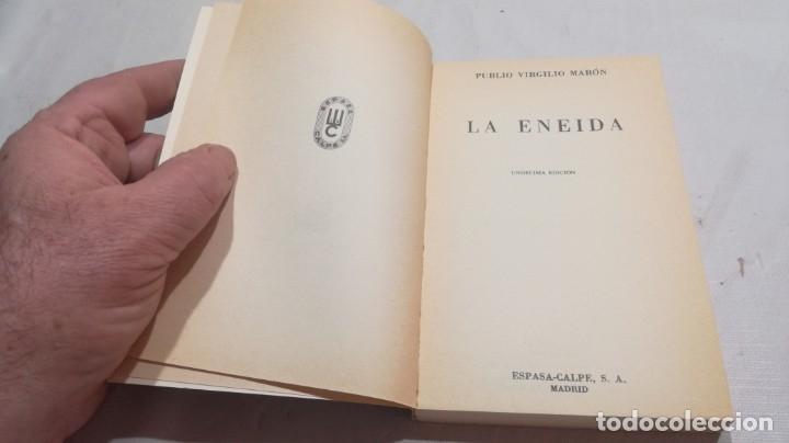 Libros de segunda mano: LA ENEIDA - VIRGILIO/ AUSTRAL/ D401 - Foto 4 - 173815695