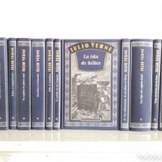 Libros de segunda mano: OBRAS DE JULIO VERNE. Lote 173869783
