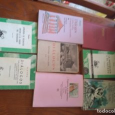 Libros de segunda mano: GRAN LOTE PLATON 8 LIBROS. Lote 174225955