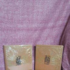 Libros de segunda mano: DON QUIJOTE DE LA MANCHA. 2 TOMOS. EDICIONES NAUTA. 1966. Lote 174256169