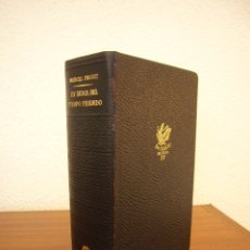 Libros de segunda mano: MARCEL PROUST: EN BUSCA DEL TIEMPO PERDIDO, II (PLAZA & JANÉS, 1975) PAPEL BIBLIA. Lote 174514933