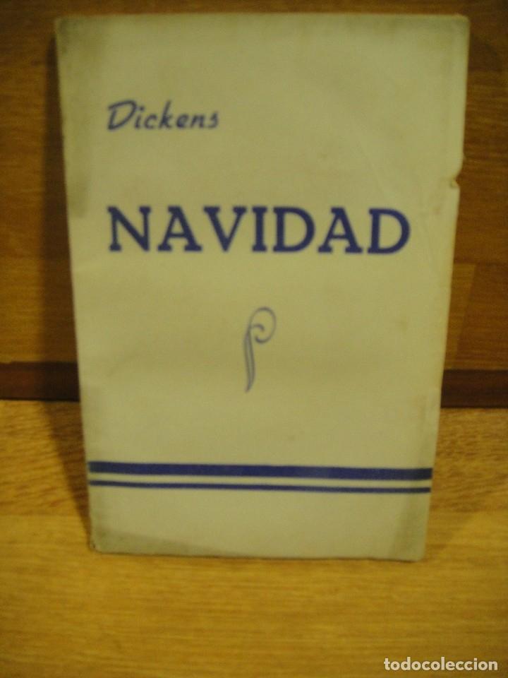 LAS APARICIONES DE LA NOCHE DE NAVIDAD - CARLOS DICKENS - LIBRERIA BARCELONESA AÑO 1879 (Libros de Segunda Mano (posteriores a 1936) - Literatura - Narrativa - Clásicos)