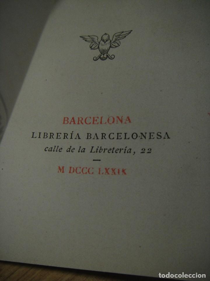 Libros de segunda mano: las apariciones de la noche de navidad - carlos dickens - libreria barcelonesa año 1879 - Foto 2 - 174527367