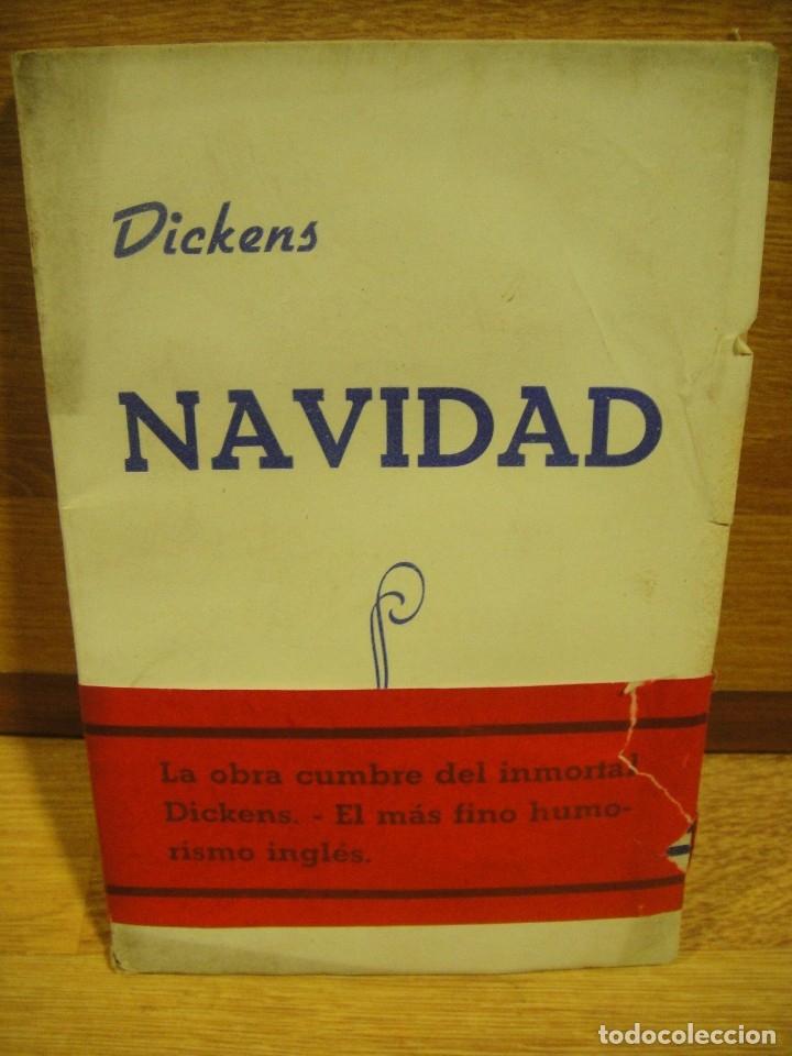 Libros de segunda mano: las apariciones de la noche de navidad - carlos dickens - libreria barcelonesa año 1879 - Foto 3 - 174527367