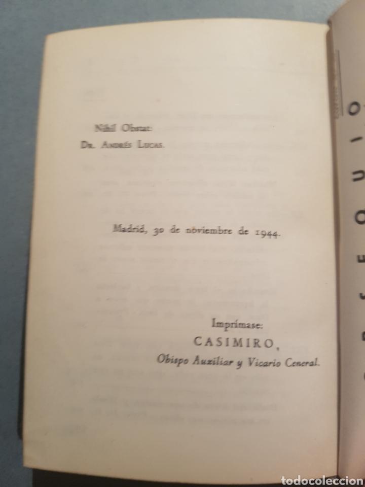 Libros de segunda mano: Fray Luis de León La Perfecta Casada de 1944. Con cupón obsequio de la época. - Foto 3 - 175028294