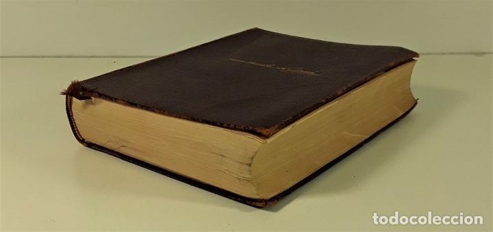 Libros de segunda mano: OBRAS COMPLETAS, FIODOR M. DOSTOYEVSKI. TOMO I. EDIT. AGUILAR. MADRID. 1957. - Foto 2 - 175121954
