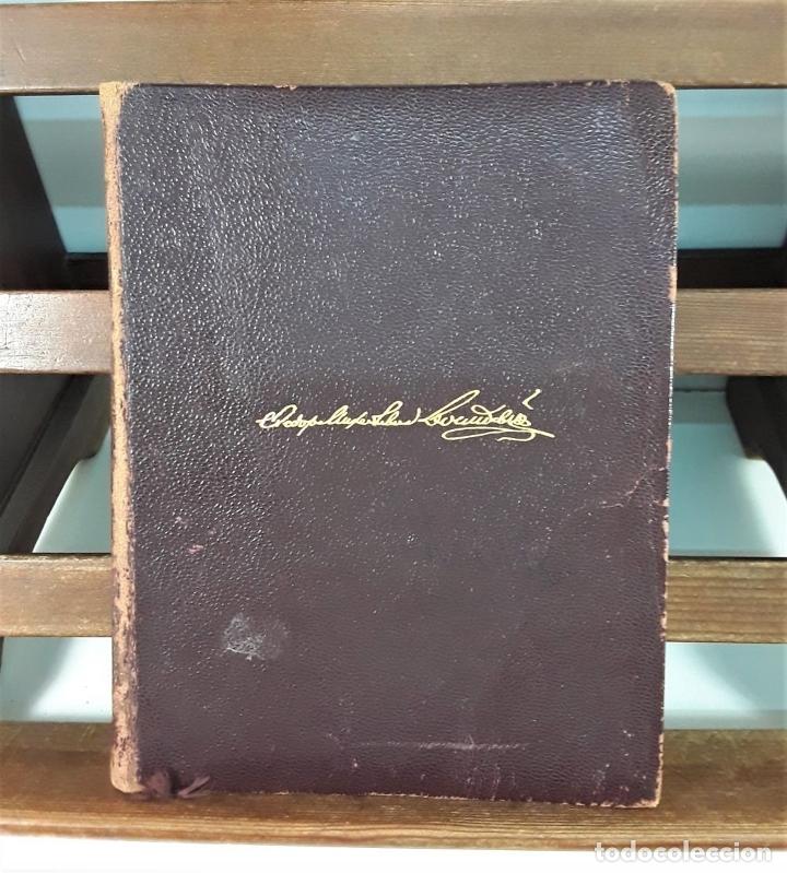 Libros de segunda mano: OBRAS COMPLETAS, FIODOR M. DOSTOYEVSKI. TOMO I. EDIT. AGUILAR. MADRID. 1957. - Foto 3 - 175121954