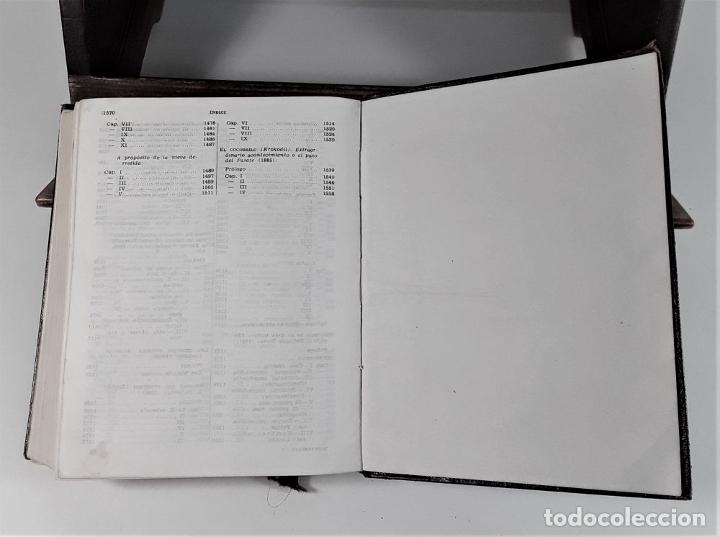 Libros de segunda mano: OBRAS COMPLETAS, FIODOR M. DOSTOYEVSKI. TOMO I. EDIT. AGUILAR. MADRID. 1957. - Foto 6 - 175121954