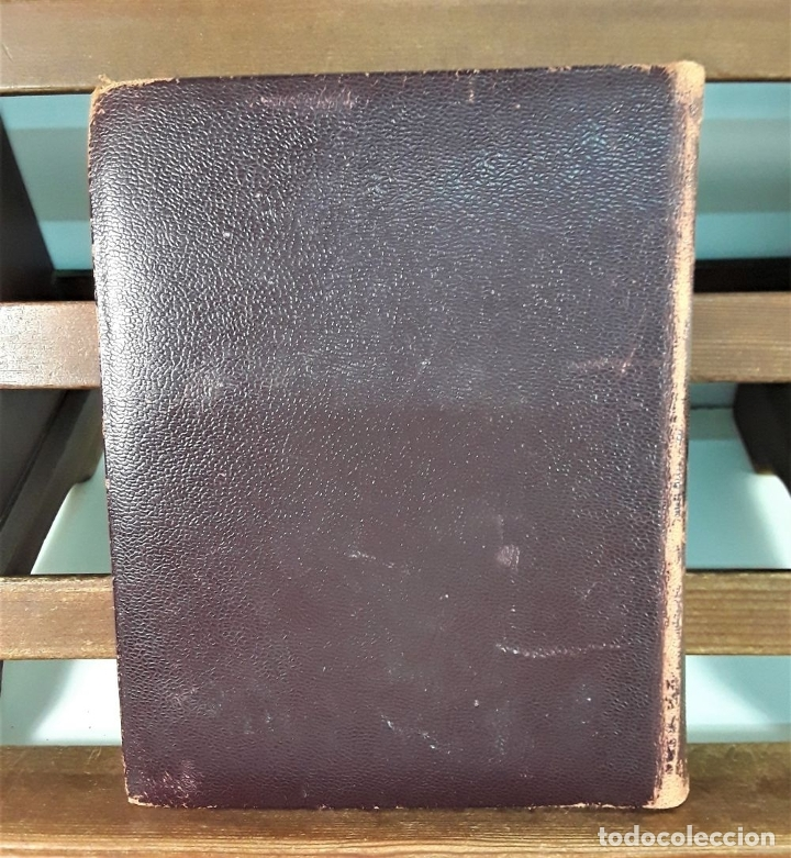 Libros de segunda mano: OBRAS COMPLETAS, FIODOR M. DOSTOYEVSKI. TOMO I. EDIT. AGUILAR. MADRID. 1957. - Foto 7 - 175121954
