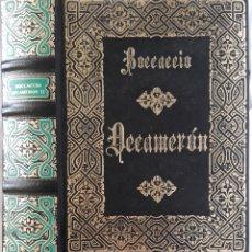 Libros de segunda mano: DECAMERON. Lote 175196385