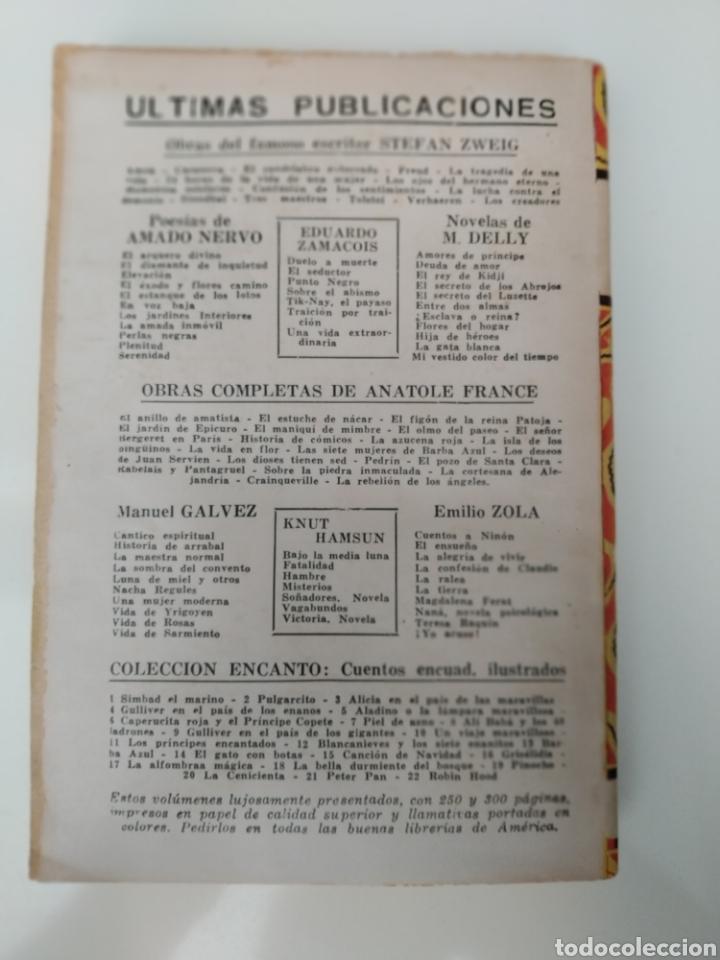 Libros de segunda mano: Stefan Zweig - Amok AÑO 1957 EDITORIAL TOR ARGENTINA - Foto 3 - 175270979