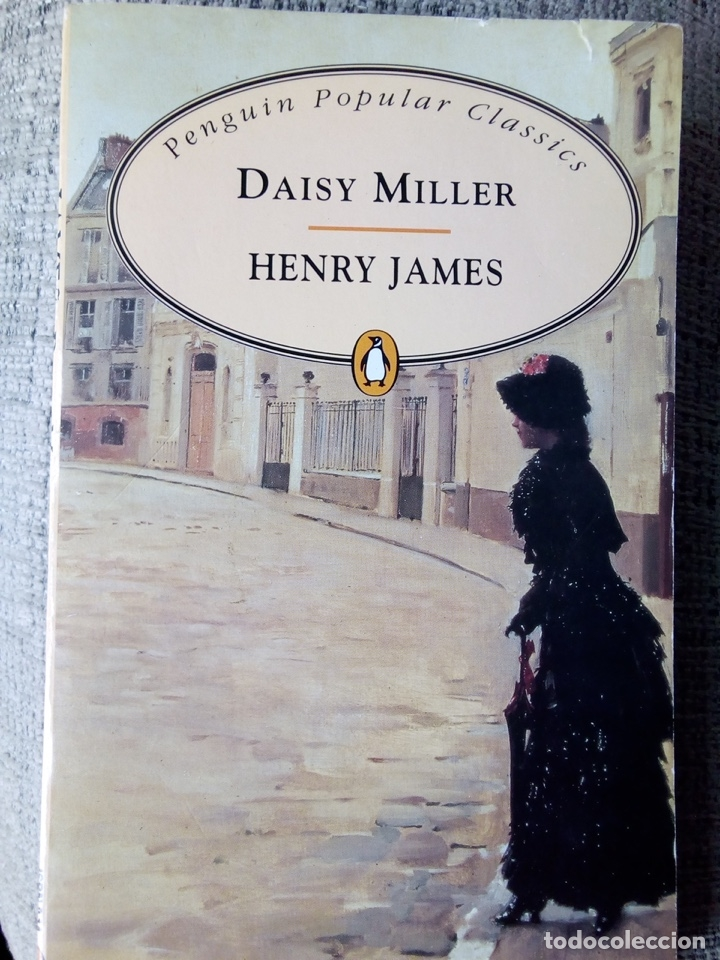 DAISY MILLER OF HENRY JAMES PENGUIN POPULAR CLASSICS (LIBRO EN INGLES) (Libros de Segunda Mano (posteriores a 1936) - Literatura - Narrativa - Clásicos)