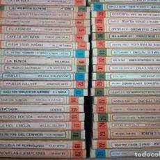 Libros de segunda mano: BIBLIOTECA BASICA SALVAT LIBROS RTV COMPLETA 100 NUMEROS. Lote 175315549