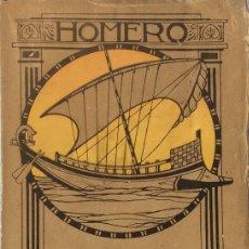 Libros de segunda mano: ODISEA - HOMERO. Lote 175387427