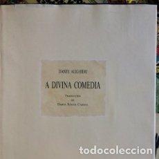 Libros de segunda mano: A DIVINA COMEDIA. DANTE ALIGHIERI. TRADUCCIÓN DARIO XOHAN CABANA. IDIOMA: GALLEGO. Lote 176069734