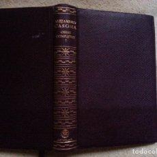 Libros de segunda mano: ALEJANDRO CASONA. OBRAS COMPLETAS I. Lote 176283195