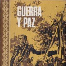 Libros de segunda mano: GUERRA Y PAZ / LEÓN TOLSTOI. Lote 176352928