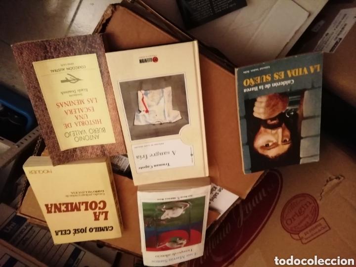 Libros de segunda mano: Libros de literatura. Diferentes autores. Clásicos. Lote de 8. - Foto 3 - 176410164