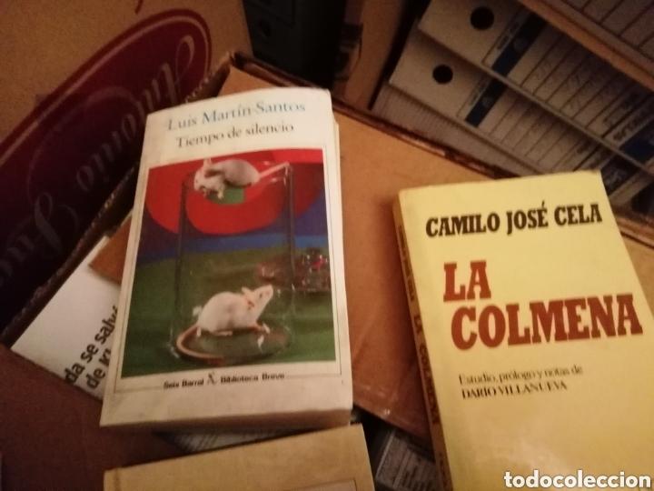 Libros de segunda mano: Libros de literatura. Diferentes autores. Clásicos. Lote de 8. - Foto 4 - 176410164
