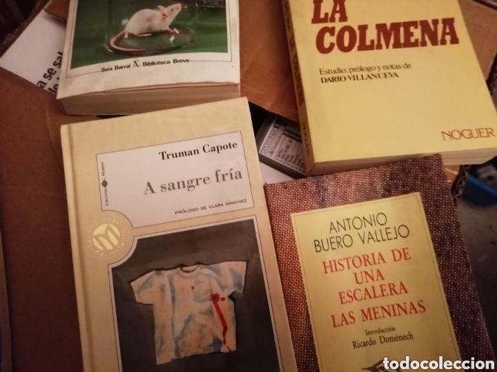 Libros de segunda mano: Libros de literatura. Diferentes autores. Clásicos. Lote de 8. - Foto 5 - 176410164