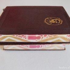 Libros de segunda mano: LIBRERIA GHOTICA. LUJOSA EDICIÓN AGUILAR DE ANGEL GANIVET. 2 TOMOS. 1943. PAPEL BIBLIA.. Lote 176460360