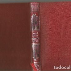 Libros de segunda mano: DANIEL DE FOE. ROBINSON CRUSOE. ED. AGUILAR 1964. COL. CRISOL Nº 127 - 514 PÁG. Lote 176726999