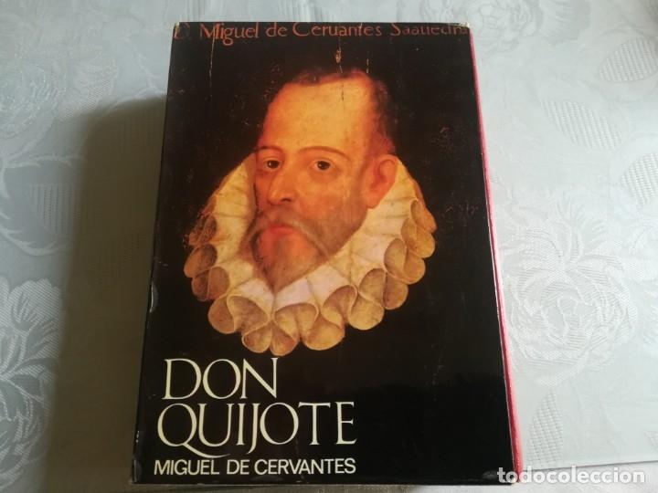 Libros de segunda mano: DON QUIJOTE. Ilustrado por Ramon Calsina.ediciones nauta 1970 - Foto 5 - 176883299