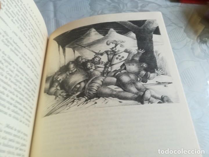 Libros de segunda mano: DON QUIJOTE. Ilustrado por Ramon Calsina.ediciones nauta 1970 - Foto 10 - 176883299