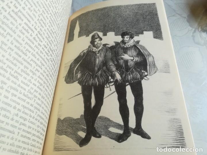 Libros de segunda mano: DON QUIJOTE. Ilustrado por Ramon Calsina.ediciones nauta 1970 - Foto 12 - 176883299