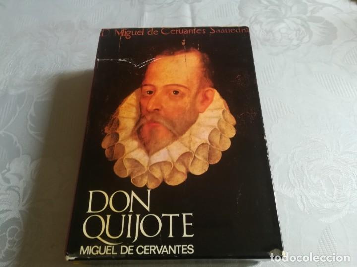 Libros de segunda mano: DON QUIJOTE. Ilustrado por Ramon Calsina.ediciones nauta 1970 - Foto 15 - 176883299