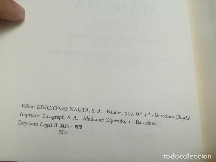 Libros de segunda mano: DON QUIJOTE. Ilustrado por Ramon Calsina.ediciones nauta 1970 - Foto 18 - 176883299