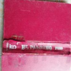 Libros de segunda mano: EL PADRINO, 1973. Lote 176977417