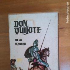 Libros de segunda mano: DON QUIJOTE DE LA MANCHA. MIGUEL DE CERVANTES SAAVEDRA. Lote 177182904