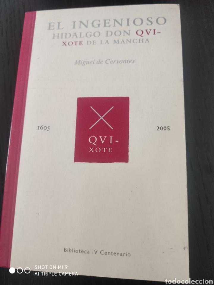 EL INGENIOSO HIDALGO D. QUIXOTE (Libros de Segunda Mano (posteriores a 1936) - Literatura - Narrativa - Clásicos)