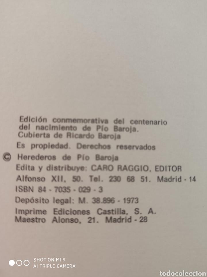 Libros de segunda mano: El árbol de la ciencia, Baroja - Foto 2 - 177651242