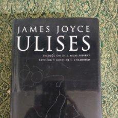 Libros de segunda mano: JAMES JOYCE, ULISES (BARCELONA: PLANETA, 2001). Lote 177612550