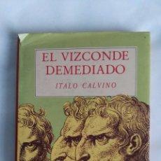 Libros de segunda mano: EL VIZCONDE DE MEDIADO TAPA DURA. Lote 177966880