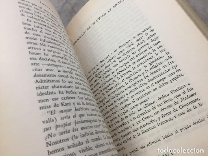 Libros de segunda mano: Jorge Luis Borges. Discusión. (Col. Obras Completas). Buenos Aires, 1957 - Foto 9 - 178005855