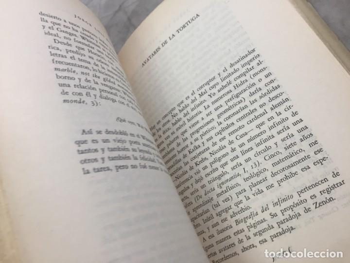 Libros de segunda mano: Jorge Luis Borges. Discusión. (Col. Obras Completas). Buenos Aires, 1957 - Foto 10 - 178005855