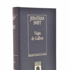Libros de segunda mano: VIAJES DE GULLIVER - SWIFT, JONATHAN. Lote 178206185