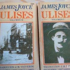 Libros de segunda mano: ULISES DE JAMES JOYCE. Lote 178376697