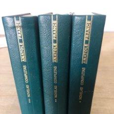 Libros de segunda mano: ANATOLE FRANCE. Lote 178560638
