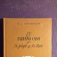 Libros de segunda mano: DR JEKYLL Y MR HYDE R. L. STEVENSON. Lote 178610953