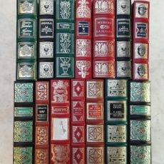 Libros de segunda mano: LOTE 14 LIBROS. GRANDES GENIOS DE LA LITERATURA UNIVERSAL. Lote 178711942