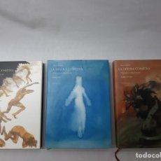 Libros de segunda mano: LA DIVINA COMEDIA POR DANTE ALIGHIERI (?) - ALIGHIERI, DANTE. Lote 178711267