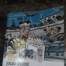 Libros de segunda mano: LA JORNADA DE UN PERIODISTA ANERICANO EN EL AÑO 2889. JULIO VERNE. Lote 178972585