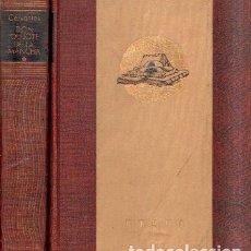 Libros de segunda mano: DON QUIJOTE DE LA MANCHA. DE CERVANTES, MIGUEL. A-LIT-217. Lote 178976565