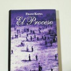 Libros de segunda mano: EL PROCESO DE FRANZ KAFKA. EDIMAT EDITORES. EDICIÓN DE 1999. Lote 179039598