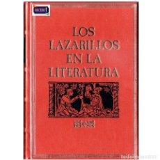 Libros de segunda mano: EL LAZARILLO DE TORMES - EL LAZARILLO DE MANZANARES. USADO. Lote 179117622