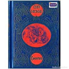 Libros de segunda mano: CUENTOS - LEON TOLSTOI. USADO. Lote 179118360